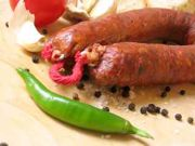 Cooked Chorizo Sausage